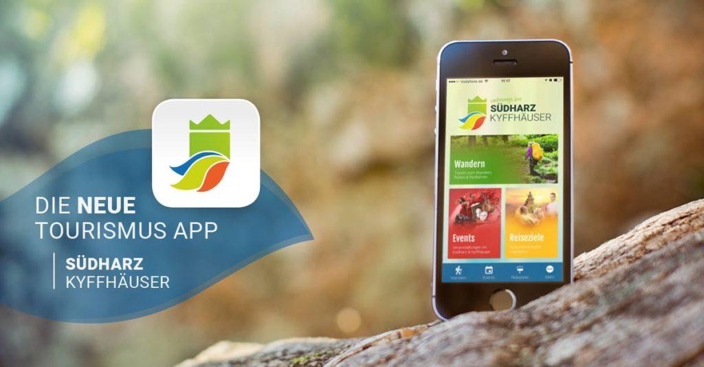 Webentwicklung Tourismus App