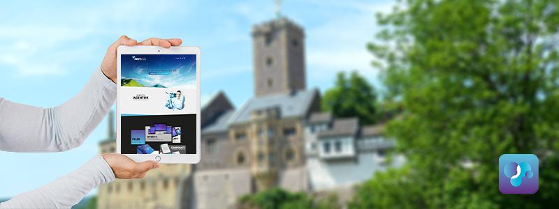 Webdesign Eisenach
