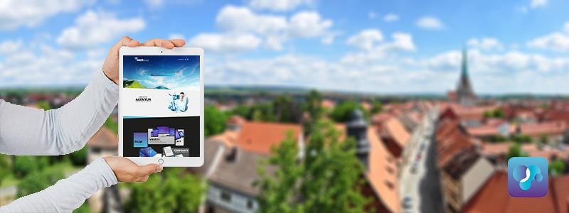 Webdesign Mühlhausen