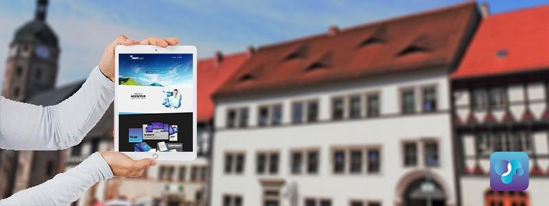 Webdesign Sangerhausen