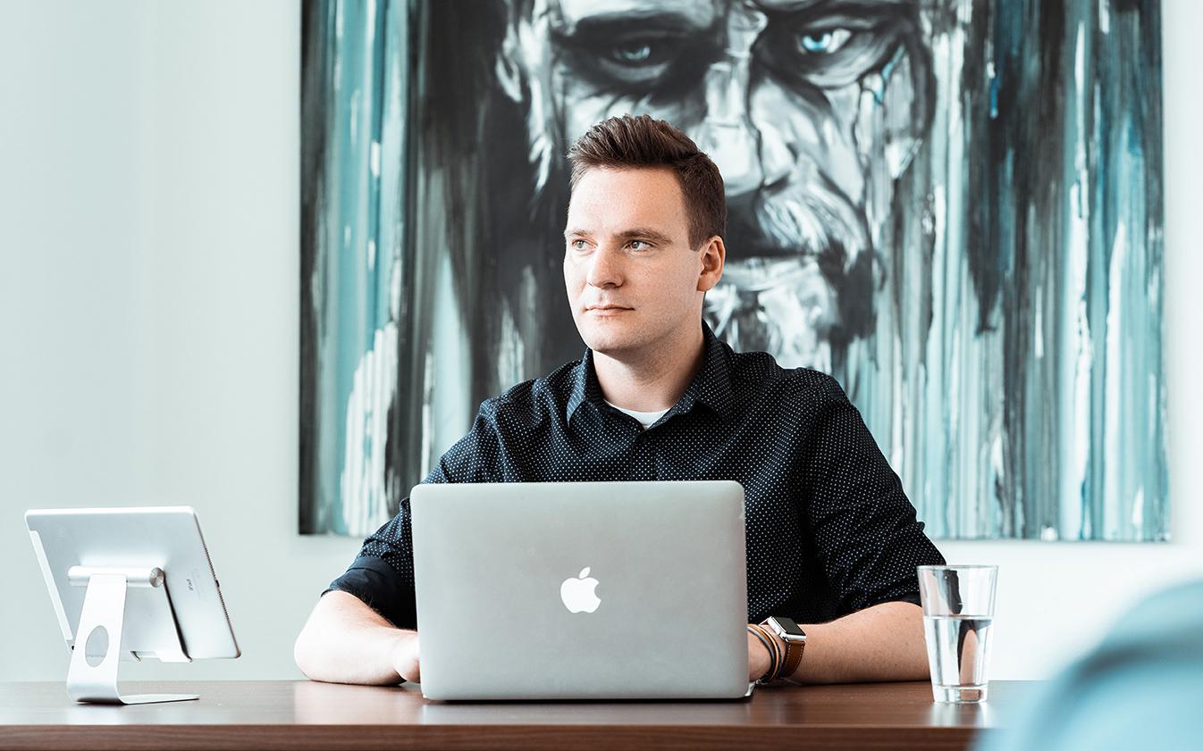 Webdesigner aus Leidenschaft