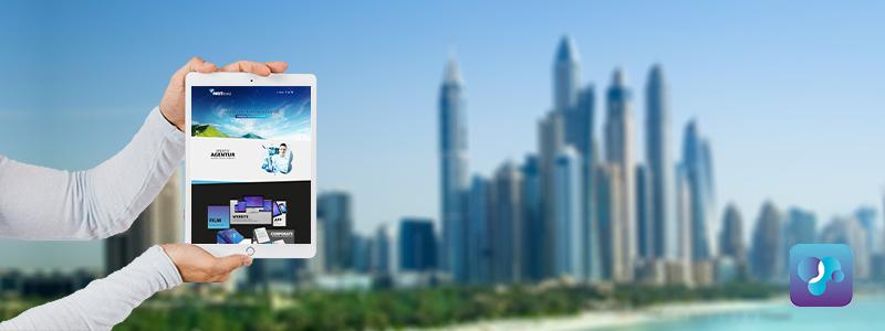 Webdesign Dubai